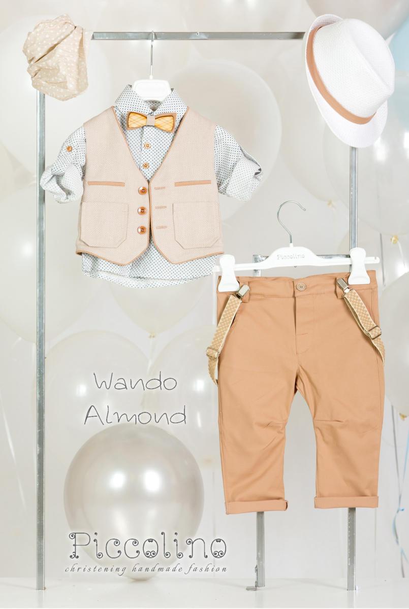 AG20S02 WANDO ALMOND