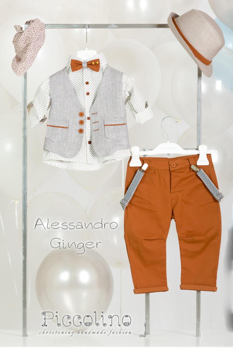 AG20S03 ALESSANDRO GINGER