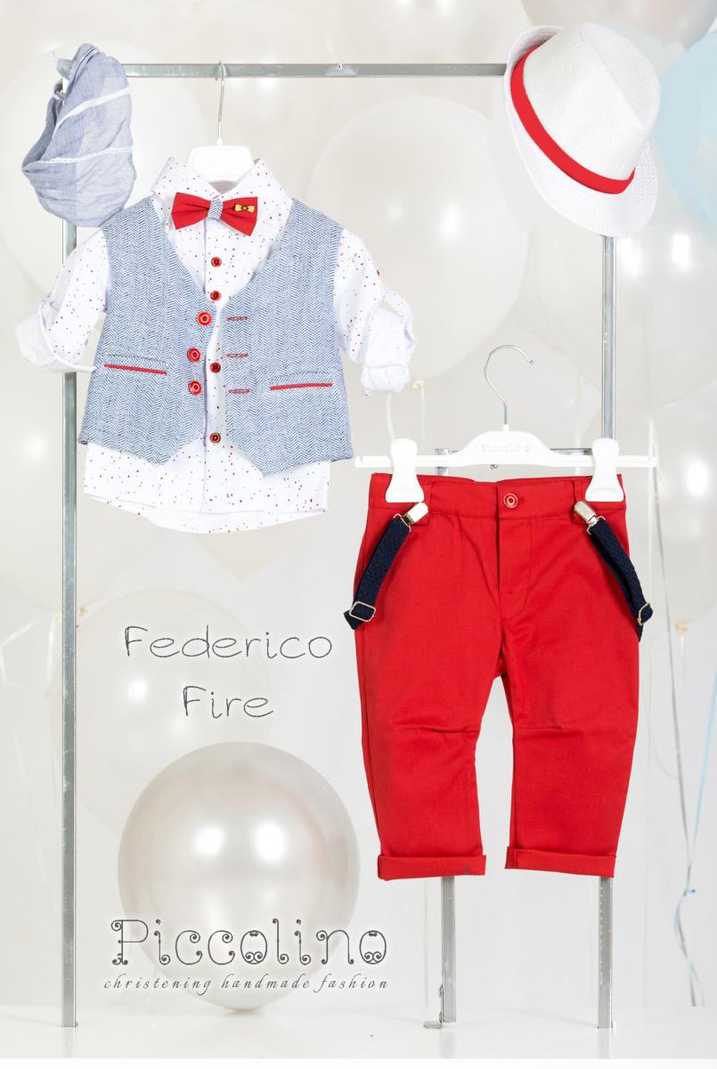 AG20S10 FEDERICO FIRE