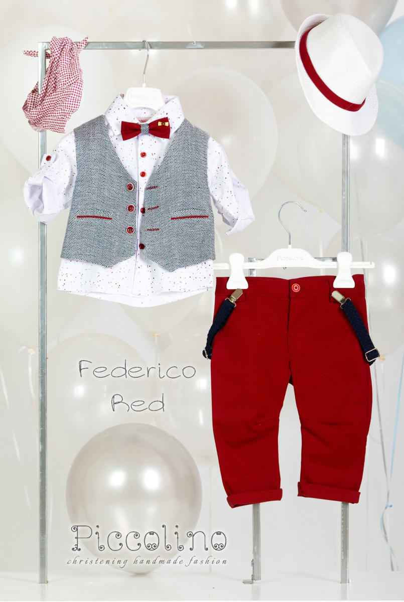 AG20S10 FEDERICO RED