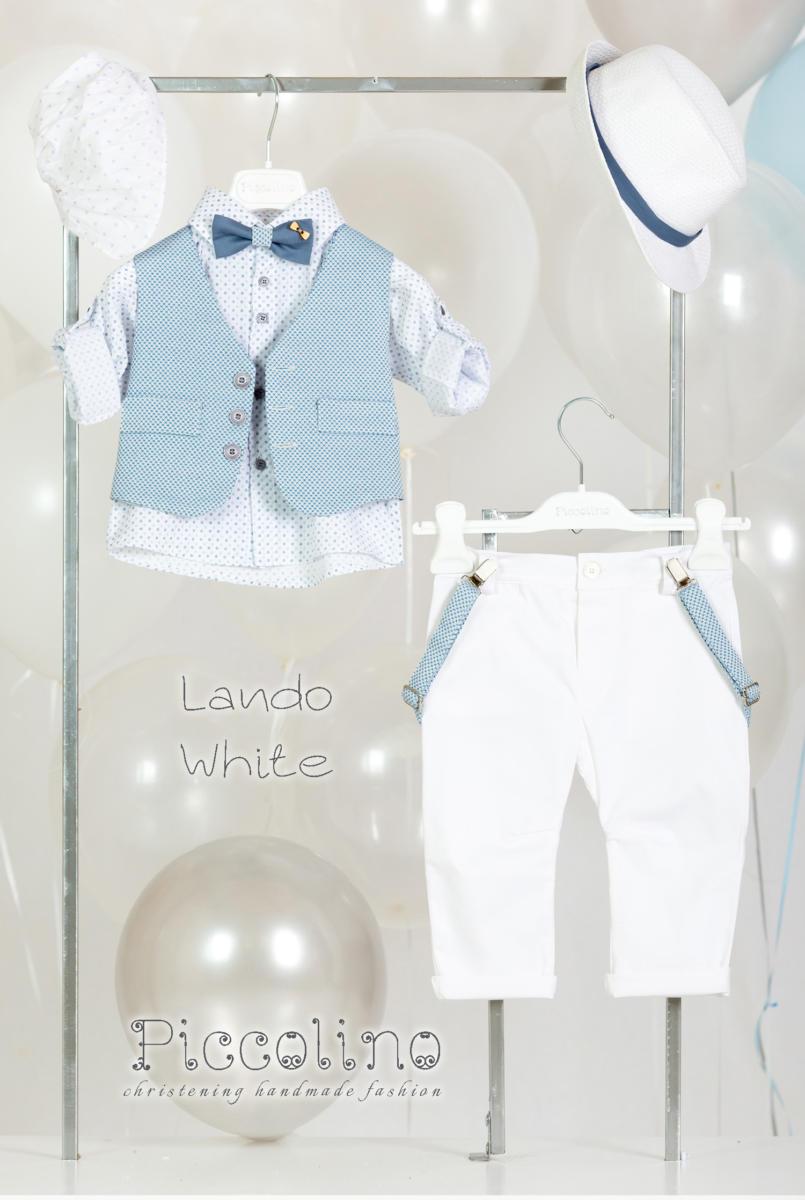 AG20S23 LANDO WHITE