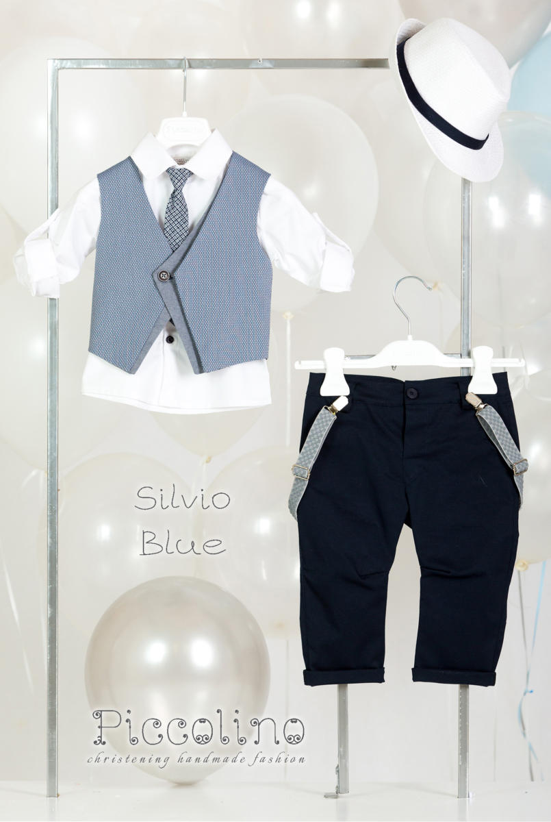 AG20S28 SILVIO BLUE