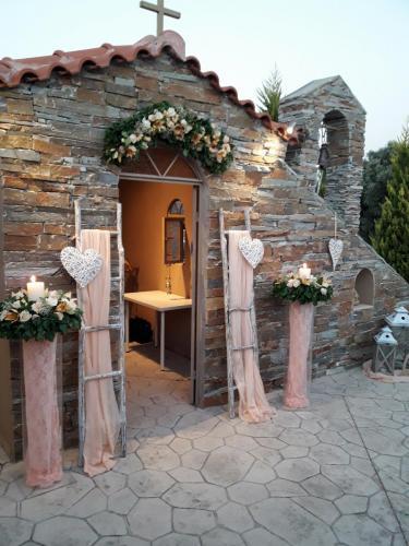 γιρλάντα γάμου