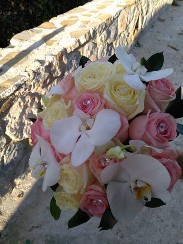 Λουλούδια μπουκέτο