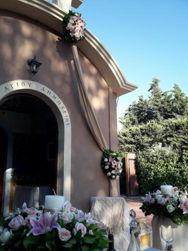 εκκλησάκι γάμου