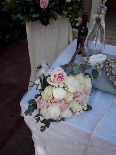 Μπουκέτο νύφης