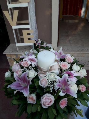 λουλόυδια γάμου
