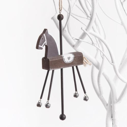 κρεμαστό-ξύλινο-αλογάκι