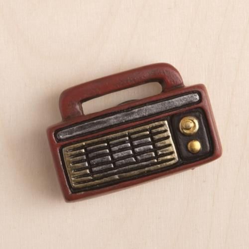 μαγνητάκι-ραδιόφωνο-ρετρό