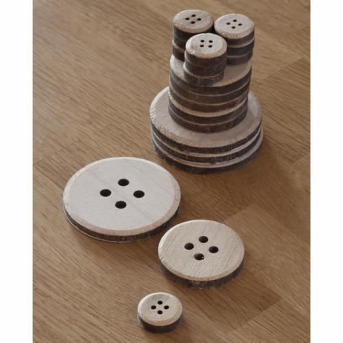 ξύλινα-κουμπιά