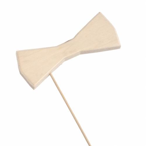 ξύλινο-stick-παπιγιόν