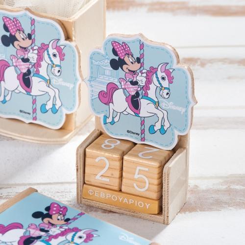 ημερολόγιο-minnie-carousel