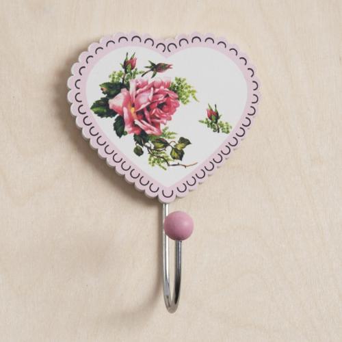 κρεμάστρα-καρδιά-με-λουλούδι